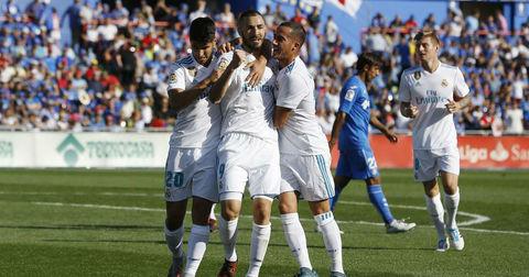 Реал Мадрид серија