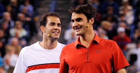Сампрас и Федерер