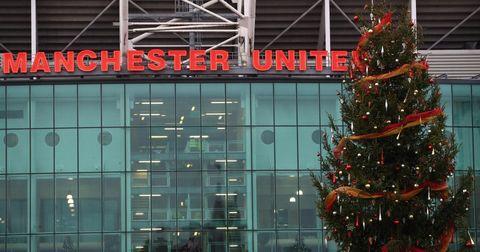 Манчестер Јунајтед тренинг