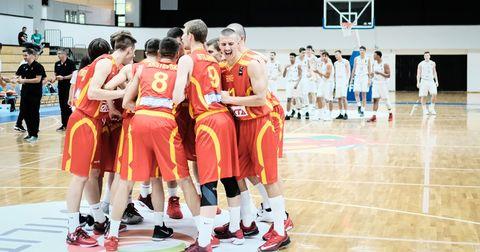 Македонија јуниори