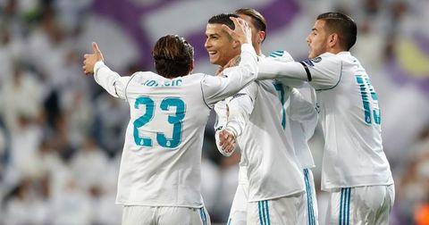Реал Мадрид победа
