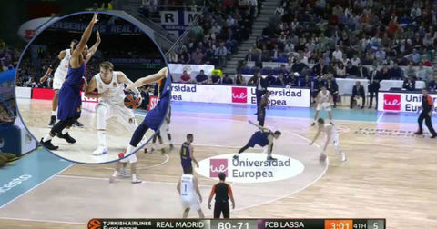 Лука Дончиќ против Барселона