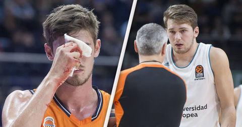 Лука Дончиќ казна