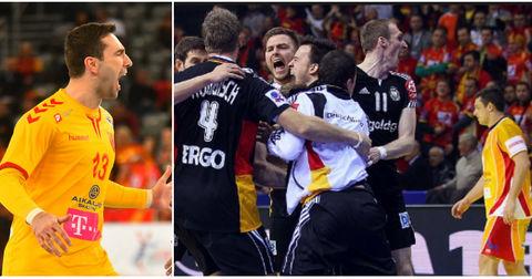 Македонија против Германија
