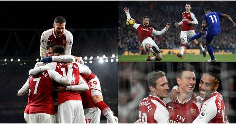 Арсенал победа над Евертон