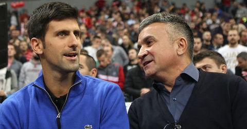 Новак и Срѓан Ѓоковиќ