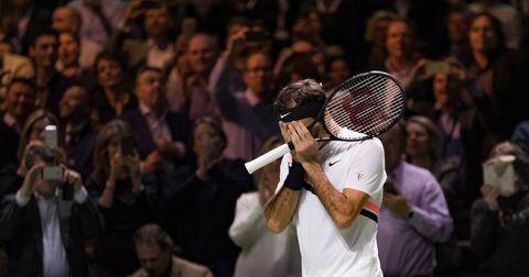 Федерер на прво место
