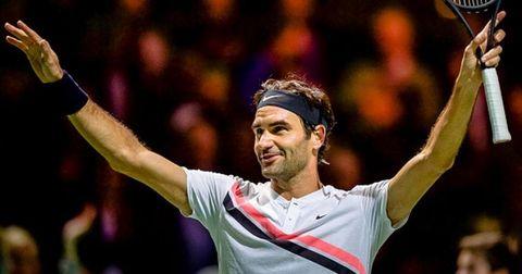 Роџер Федерер прво место на АТП листа