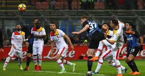 Интер победа