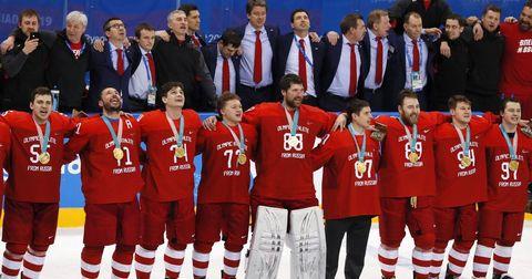 Русија химна