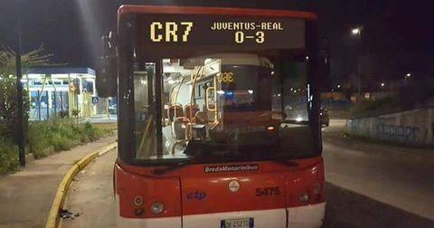 автобус Наполи