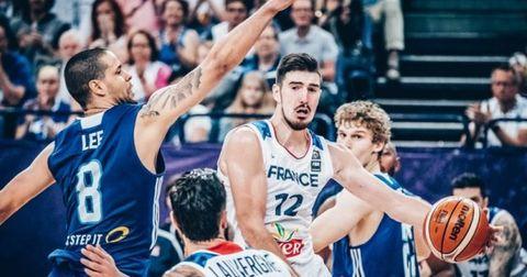 Франција кошарка