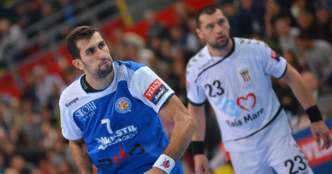 Ранко Божовиќ шутира удар од седум метри