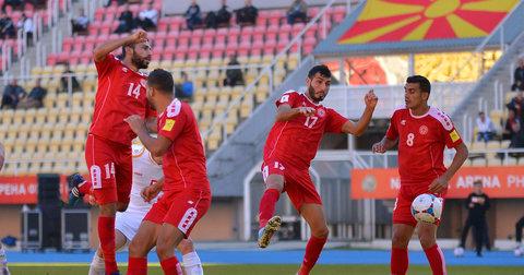 Фудбал-Пријателски-меч-Македонија