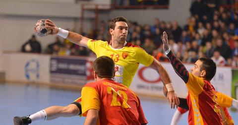Македонската ракометна репрезентација успешна на последниот текст